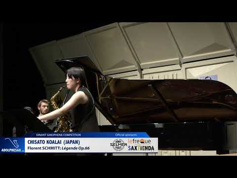 Chisato Koalai (Japan) -  Legende Op 66 by florent Schmitt