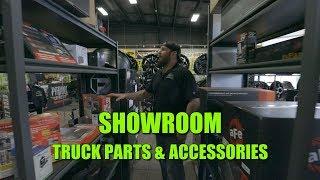 Showroom Part 1: Truck Parts & Accessories