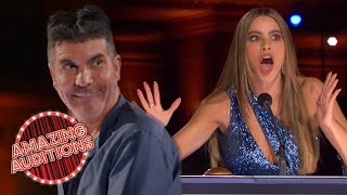TOP 3 BEST Magicians On AGT 2021 | Amazing Auditions