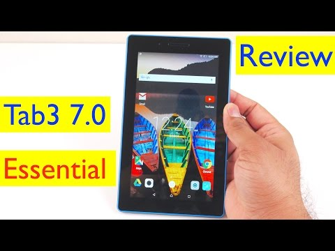 Make Lenovo Tab 3 7 Essential Review and Gaming Test + Camera Test Pictures