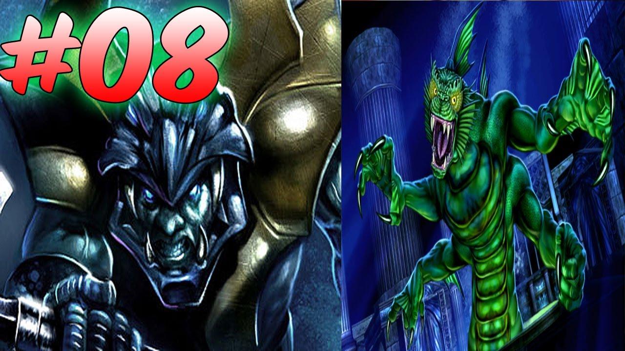 Marvel Ultimate Alliance PC Walkthrough Part 08 - Attuma ...