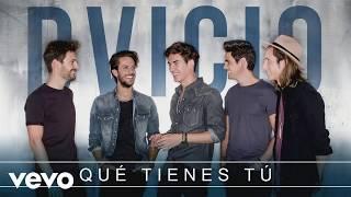 dvicio   qu tienes tu  album completo 2017 oficial song  dvicio vuelta al mundo