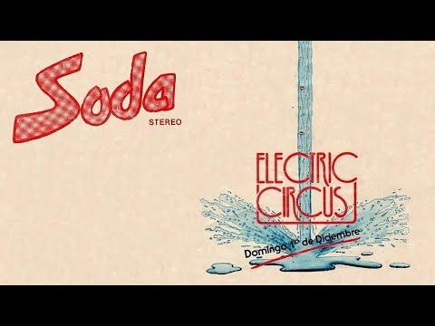 Soda Stereo - Electric Circus 1985 (Recital Completo)