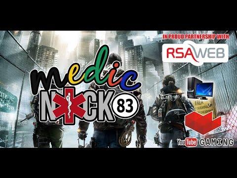 medicnick83's live in the DZ