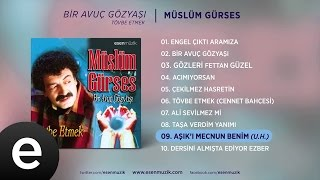 Aşık'ı Mecnun Benim (Müslüm Gürses)  #aşıkımecnunbenim #müslümgürses - Esen Müzik Resimi