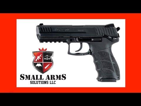 Heckler & Koch - P30L Pistol