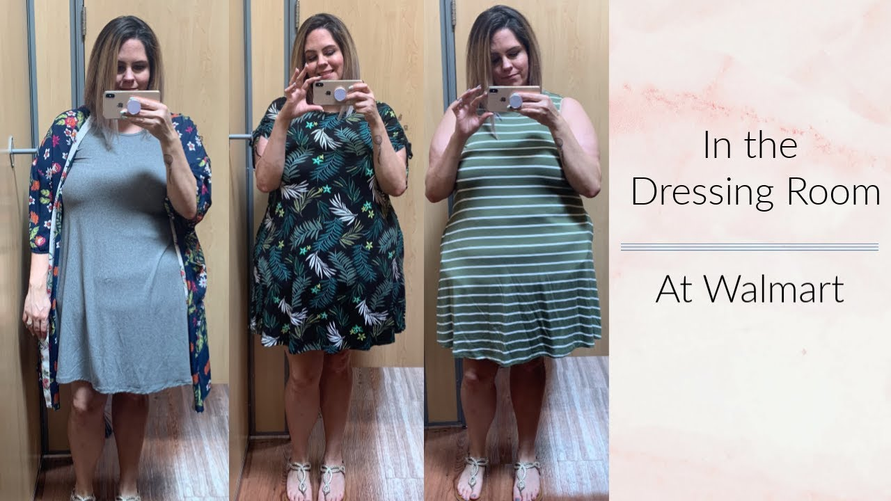 Plus Size In the Dressing Room | Walmart