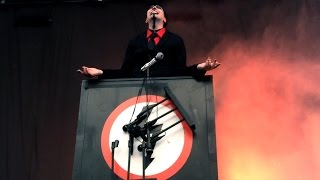 Marilyn Manson Slipknot 1st Row PIT - Jones Beach Theater July 6th 2016