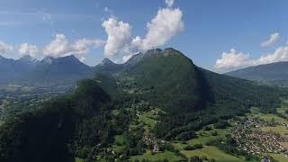 Une vidéo à 360° sur le Lac d'Annecy