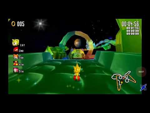 Billeh Bawb Super Sonic Racing