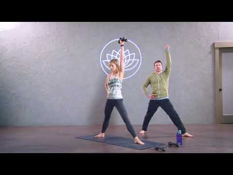 Ben Davis:   Fitness 'n' Yoga + Weights  Full Body Tune Up Preview