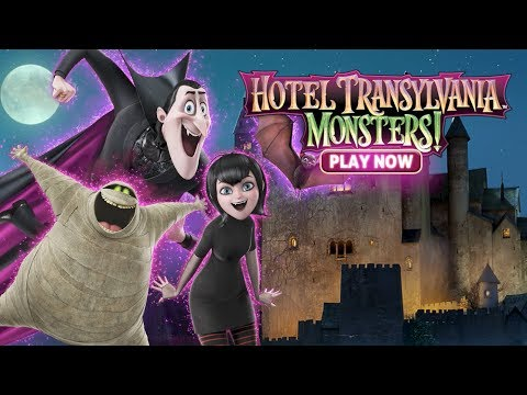 HOTEL TRANSYLVANIA - Monsters Game (Available on iOS and Android)