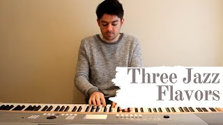 Three Jazz Flavors - Erskine Butterfield (Cover)