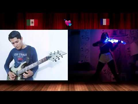 Crystallize-Lindsey-Stirling-Electric-Guitar-y-Electric-Violin-Cover-by-THE-Q-TEAM-