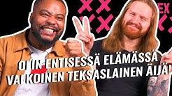 Say anything challenge Ft. Seksikäs-Suklaa