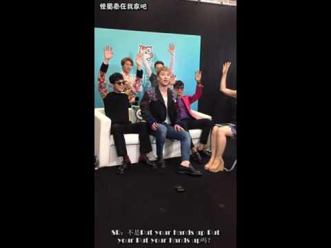 【怪蜀黍在我家吧·中字】160612 BIGBANG IN NANNING inke 映客直播
