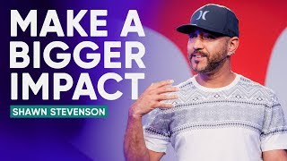 How to Start Your Own Major Podcast or YouTube Channel | Shawn Stevenson of the Model Health Show