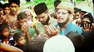 Rohingya Area ( Bangladesh ) Visited Pirjada Shafiqul Islam | Waz |