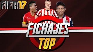 Fichajes Top: Joyas Latinoamericanas (FIFA 17)