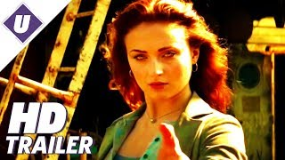 Dark Phoenix - Official Trailer (2019) | Sophie Turner, Jennifer Lawrence, Michael Fassbender