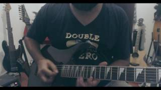 stormwind europe guitar solo cover