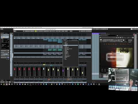 ETHERA Gold 2.0 - Vocal Instruments - Part 1 True Legato walkthrough