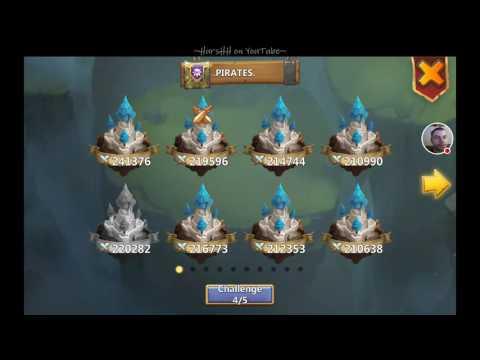 Castle Clash: Guild Wars Scouting! Vs 3 Top 10 Ranked Guilds!