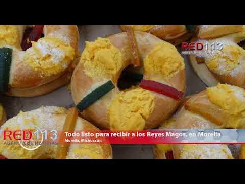 VIDEO Todo listo para recibir a los Reyes Magos, en Morelia el 5 de enero