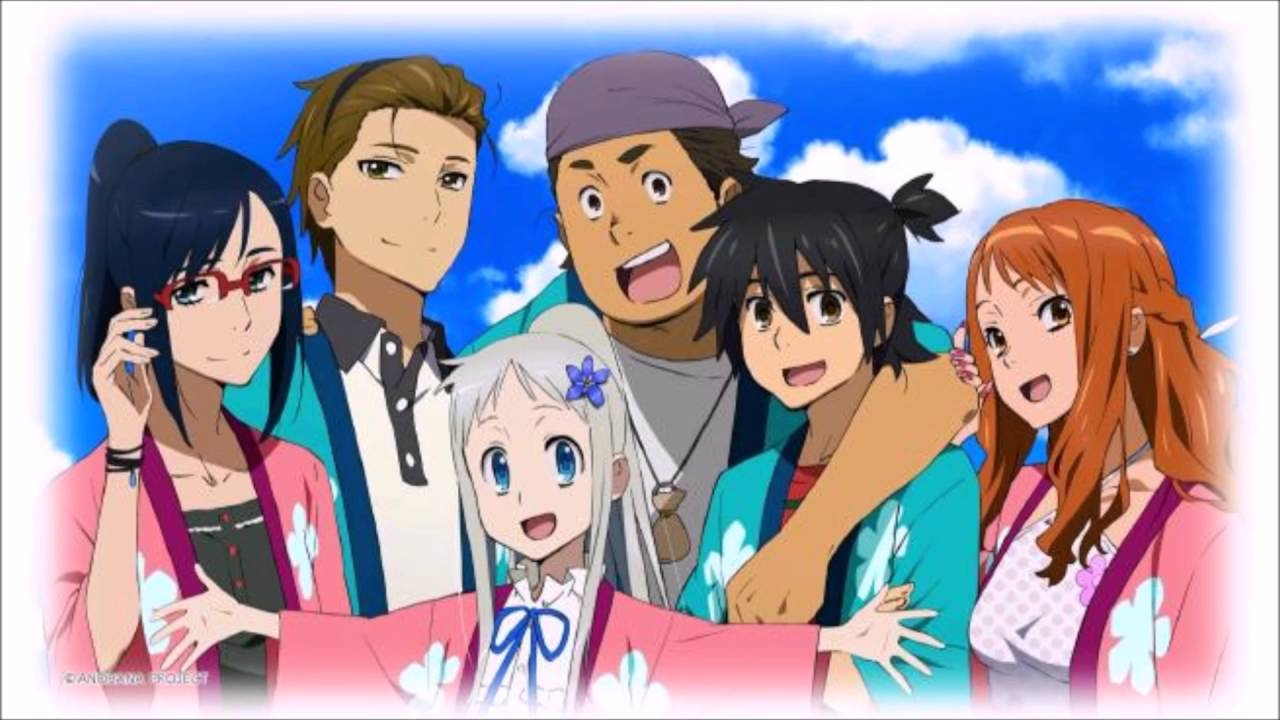 Anohana Episode 12 Real Or Fake