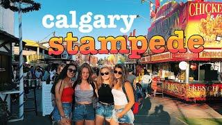 CALGARY STAMPEDE | Vlog 2018