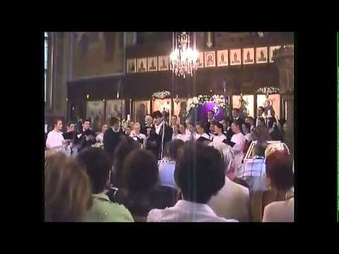 Choir Obilic  Pokajnicka molitva  Vladimir Milosavljevic