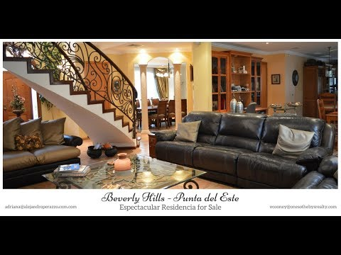 Residence for Sale in Beverly Hill - Punta del Este, Uruguay
