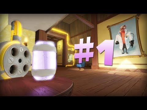 Quantum Conundrum - Gameplay Walkthrough - Part 1 (PC) [HD]