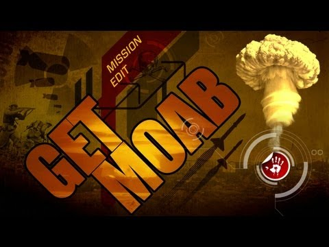 GET MOAB #1 MW3 - Mission Edit.