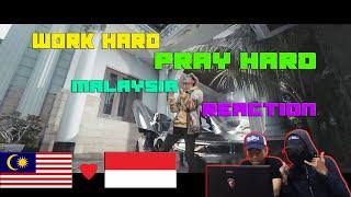 WORK HARD PRAY HARD ATTA HALILINTAR MALAYSIA REACTION