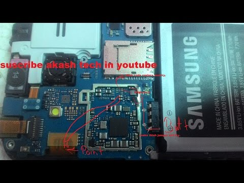 Samsung sm G360  Display light problems solutions and Samsung sm g360 light ways in Hindi 2016