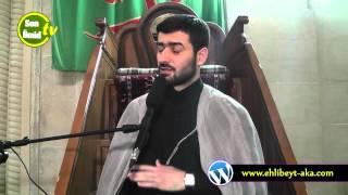 Hacı Samir (Xanım Zəhra (s.ə) şəhadəti moizəsi) 04032015