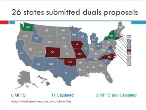 State Initiatives on Dual Eligibles