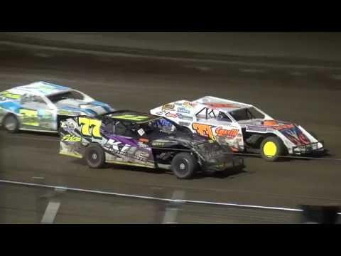 Albert Auto Night Modified B-Main 1 Independence Motor Speedway 9/17/16