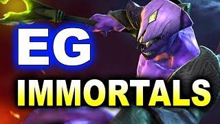 EG vs IMMORTALS - EPICENTER XL MAJOR - NA DOTA 2