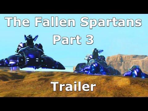 The Fallen Spartans Part 3 Trailer