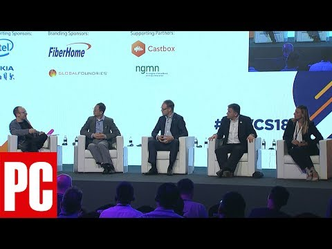 5G Deployment Panel at Mobile World Congress Shanghai