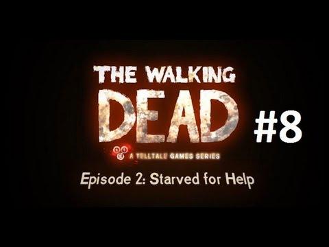 The Walking Dead Episode 2 Part 8 (End Of Episode) -- MaximusBlack