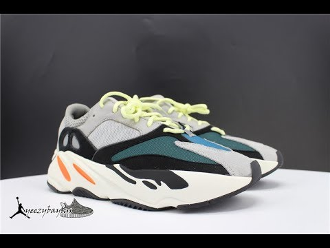 ea402e20a3b Best Replica Adidas Yeezy Boost 700 Wave Runner Boost Grey HD Review ...
