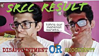 SRCC RESULTS SHOCKED ME!? DU RESULT NOV-DEC | Topper's result in SRCC || (LIVE REACTION) DU UPDATE