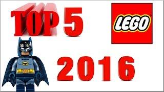 Лего наборы 2016 TOP 5. Обзор LEGO эксклюзив