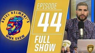 Al Iaquinta, Firas Zahabi, Jack Hermansson | Ariel Helwani's MMA Show [Ep. 44 – 4/29/2019]
