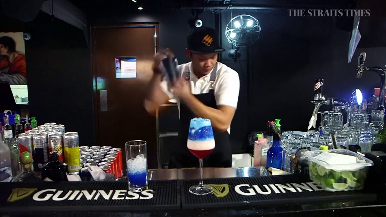 Singapore mixes up new cocktails for Trump-Kim summit