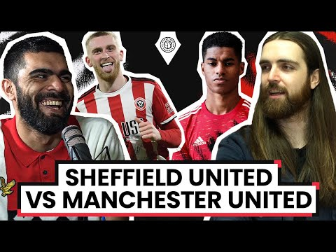 Sheffield United 2-3 Manchester United | LIVE Watchalong!
