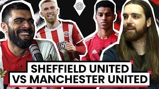 Sheffield United 1-3 Manchester United   LIVE Watchalong!